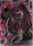 Regular Show - Zombie CR [Chalk Pastel] by Anti-cosmoiscute