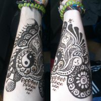 Henna doodle by JoseJDArg