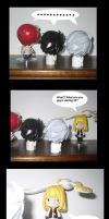 Nendo Comic 45: Bird by Sillaque