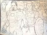 Son's Avengers by PJMarts1