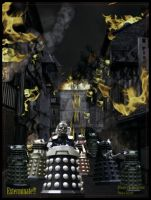 EXTERMINATE by jradart