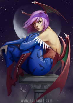 Lady Lilith by SourAcid