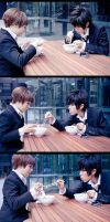Psycho-Pass - Curry Udon~~~ by Intricatia
