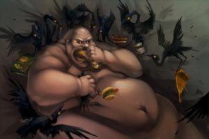 gluttony by Orphen-Sirius