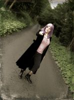 (Nymphadora) Tonks Cosplay - Oi! by SparrowsSongCosplay