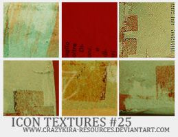 Icon Textures .25 by crazykira-resources