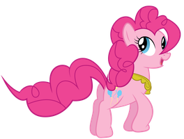 Pinkie Pie Vector (PC) by PaulySentry
