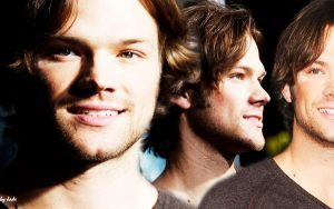 Jared Padalecki F13 wall by monkeyJade