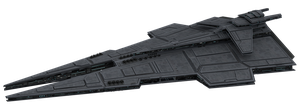 Harrower-class dreadnought by NepsterCZ