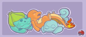 sleepy kanto by grindzone
