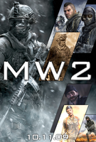 Modern Warfare 2 Poster by TwistRox