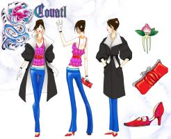 Fashion Fever - Couatl by BethanyRoot