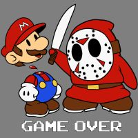 Game Over by MikeDimayuga
