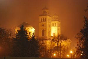 Agria's Basilica II by TheTundraGhost-stock