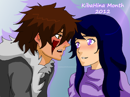 KibaHina Month 2012 by Sorceress2000