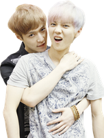 EXO LuLay [PNG] by Deerhansic