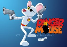 DANGER MOUSE by Chadfuller