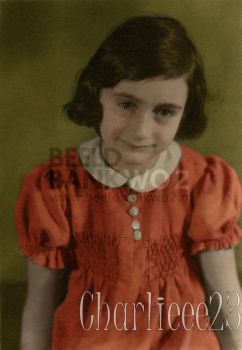 Cute Anne Frank by Charlieee23