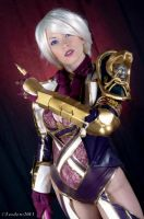 Ivy Valentine - Soul Calibur V by Ivycosplay