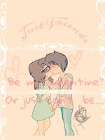 ~~Just can't be just friends~ by WitchAlison