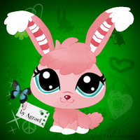 +*Littlest Pet Shop Bunny*+ by AgraelLPS