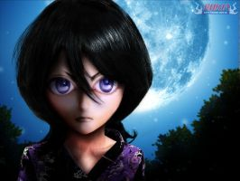 Real BLEACH: Rukia by F1yMordecai
