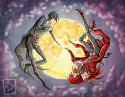 Grell's Dream by Oriana132