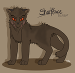 Sharkface - Bullear by Yolly-anda