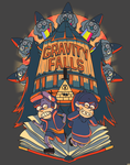 Welcome to Gravity Falls by yard-clown