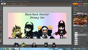 BRS Shimeji Set [Download] by Hana-Keijou