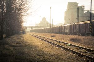The Last Train by gilderic