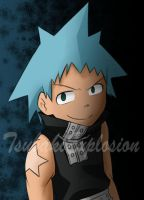 Black Star Attempt by TsubakiExplosion