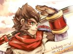 Wukong by lancer0519