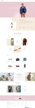Fashionist - eCommerce Fashion HTML5 Template by KL-Webmedia