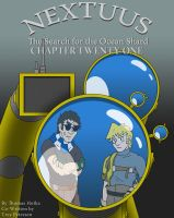 Nextuus Chapter 21 cover by NyQuilDreamer