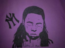 T-Shirt Part 1_Lil Wayne_ by thgzuio