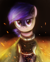 The Concord Flame by AnticularPony
