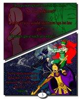 Starlight Rangers: Catching Stars - Page 3 by The-OneChanbara