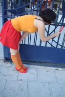 Velma Dinkley cosplay 3 by aita92