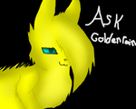 Ask Goldenrain by DJ--cat