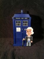First Doctor Bead Sprite by DrOctoroc