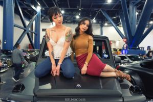 HIN (Hot Import Night) - HellaWetDips by KBLNoodles
