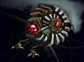 Razer-9 creature contest by The-Gij