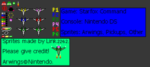Starfox command DP RESIZED by Link2262