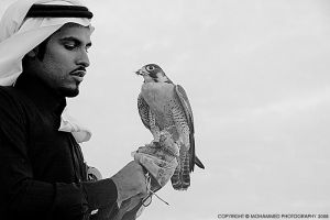 A man from the desert 2 by MohammedAlQhtani