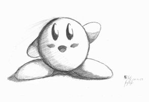 Kirby by theonlyXns