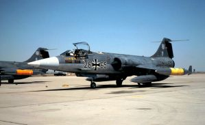 F-104 by F16CrewChief