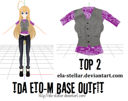 Top 2 - MMD DOWNLOAD by ela-stellar