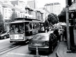 San Francisco by NicElectric