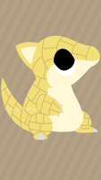 Sandshrew by Torotix